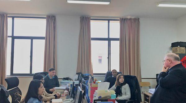 2017 UFS High School New Foreign Teachers Summer Training