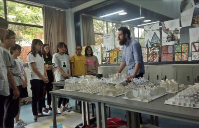 UFS 2017 Foreign Teachers Summer Training Held at AHEAD Education Group, Nanjing