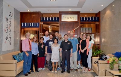 2017 Sino-American Elite High School New Foreign Teachers Summer Training
