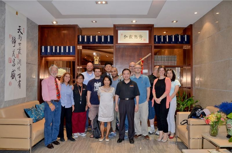 2017 Sino-American Elite High School New Foreign Teachers Summer Training